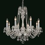 Stella 8 Light Crystal Chandelier CB301165/08/CH