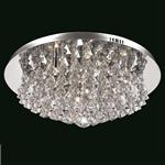 Parma Crystal Flush Light CFH011025/08/CH