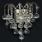 Emmie Crystal Wall light CFH401091/02/WB/AB