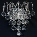 Emmie Crystal Wall Light