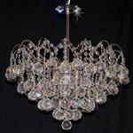 Emmie Asian Crystal Medium Ceiling Pendant CFH401091/05/CH