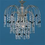 Shower Crystal Chandelier ST02300/35/1/N