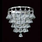 WB Parma Crystal Wall Light CFH011025/01/WB