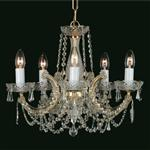 Marie Theresa Crystal Chandelier CP00150/5/G