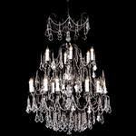 Montmartre Crystal Chandelier CP00669/12+6+1/ABR