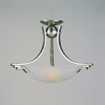 Amora Semi Flush Ceiling Light