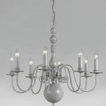Bologna Multi-Arm 8 Light Pendant