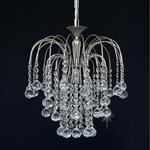 Shower Ball Crystal 3 Light Pendant ST01800/40/03/AN