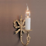 Richmond Solid Brass Single Wall Light SMBB00011/PB