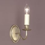 Georgian Wall Light SMBB00051/LBRZ