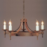 SMRR01075/A Saxon Pendant Light