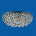 ST00210/40/05/G Hanover Crystal Ceiling Fitting