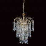 Shower Crystal Pendant ST01900/40/03/G
