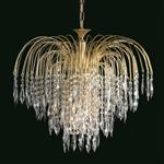Shower Crystal Pendant ST02000/60/06/G