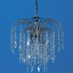 Crystal Shower Light ST02000/35/01/AN