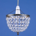 AB Non Electric Crystal Light