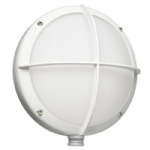 White Outdoor Sensor Light L 331 S WH