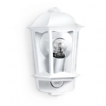 L190S White Wall Mounted Sensor Light