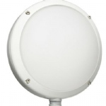 L330 S WH White Outdoor Sensor Light