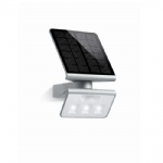 LED Solar Sensor Light XSolar L-S Silver (671013)