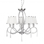 Traditional 5 Light Ceiling Lights The Lighting Superstore