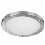 IP44 Flush Ceiling Light 10632SS
