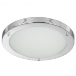 IP44 Flush Ceiling chrome Light 10633CC