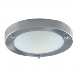 1131-31SS IP44 Flush Ceiling Light