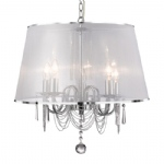 1485-5CC Venetian Ceiling Light