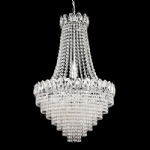 1611-6CC Crystal Pendant Chandelier