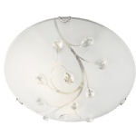 2140-40 Flush Round Flush Ceiling Light