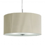 400mm 3 Light Pendant 2353-40CR