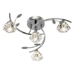 Sierra 4 Light Ceiling Light 2634-4CC
