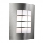 IP44 Outdoor Stainless Steel Wall Light 3140SS