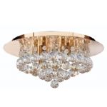 Hanna Crystal Light Gold 3404-4GO