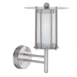 Mayfair Stainless Steel Wall Light 340
