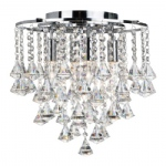 3494-4CC Dorchester Crystal Light