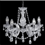 399-5 Marie Therese Crystal Chandelier