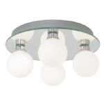 Ceiling Flush Bathroom Light 4337-4-LED