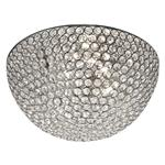 Chantilly Crystal Flush Light 5163-35CC