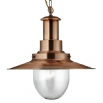 Fisherman XL Pendant Copper 5301CU