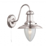 5331-1SS Fisherman Single Wall Light