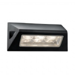5513BK LED Garden Wall Light