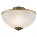 Brahama Semi-Flush Ceiling Light 6580AB