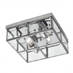 6769-26CC Double Ceiling Light