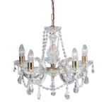 699-5 Marie Therese Crystal Chandelier