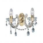 699-2 Marie Therese Crystal Wall Light