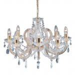 699-8 Marie Therese 8 Light Fitting