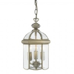 7133AB Antique Brass Ceiling Pendant Light