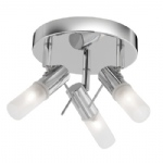7213CC-LED Mars Bathroom Ceiling Light